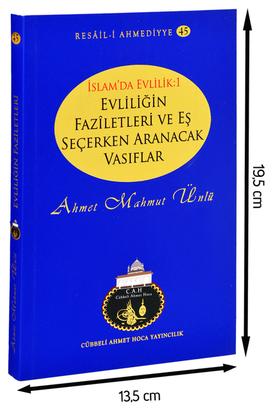Cübbeli Ahmet Hoca Yayıncılık - Evliliğin Faziletleri ve Eş Seçerken Aranacak Vasıflar-1196