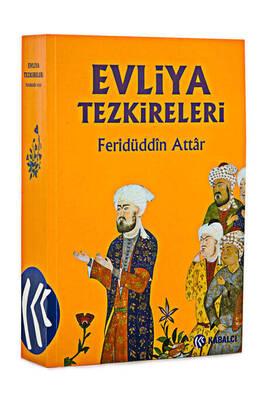 201 - Evliya Tezkereleri - Karton Kapak - Feridüddin Attar