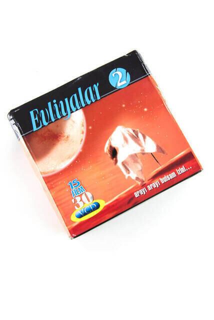 Evliyalar -2 VCD Seti 15 Film