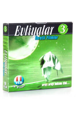 İhvan - Evliyalar -3 VCD Seti 15 Film