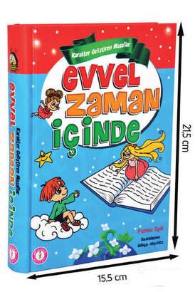 Akvaryum Yayınevi - Evvel Zaman İçinde - Akvaryum Yayınları- Çocuk Eğitici Kitap 1162