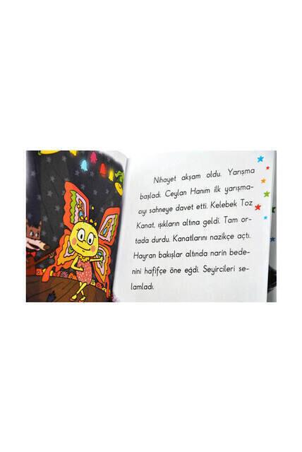 Evvel Zaman İçinde - Akvaryum Yayınları- Çocuk Eğitici Kitap 1162