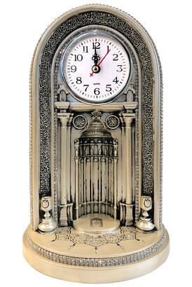 İhvan - Eyüp Sultan Mosque Clock Mihrab Trinket Large Mother-of-Pearl