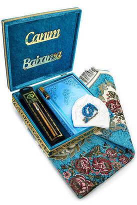 İhvan - Father's Day Special Islamic Gift Set 02