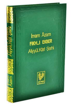 Çağrı Yayınları - Fıkh-ı Ekber; Aliyyül-Kârî Şerhi (Büyük Boy, Ciltli)