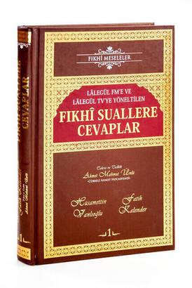 Cübbeli Ahmet Hoca Yayıncılık - Fıkhi Suallere Cevaplar (Lalegülb Fm ve Lalegül Tv'ye Yöneltilenler)-1121