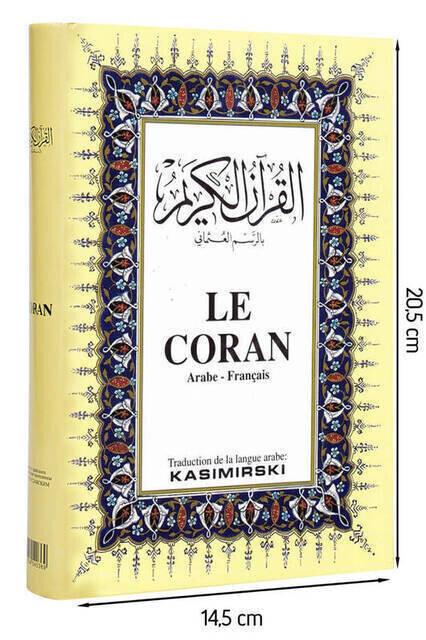 FRENCH QURAN-I KERIM-1286