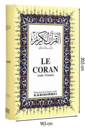 Çağrı Yayınları - FRENCH QURAN-I KERIM-1286