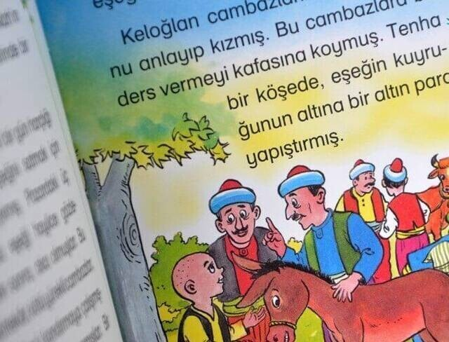 Full Tales (Values Education) -1184