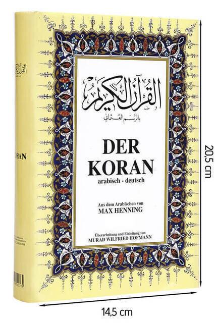German Quran-Karim-1285