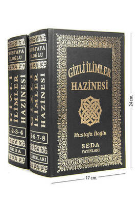 Seda Yayınevi - Gizli İlimler Hazinesi Büyük Boy-1215