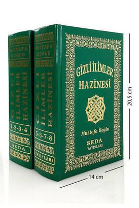 Seda Yayınevi - Gizli İlimler Hazinesi Mustafa İloğlu-1331