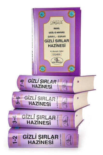 Gizli Sırlar Hazinesi - H. Mustafa Varlı