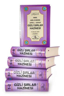 Esma Yayınları - Gizli Sırlar Hazinesi - H. Mustafa Varlı