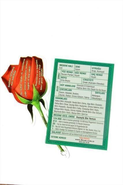 Gül Chart Master's Identity Card - 1111