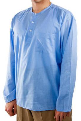 İhvan - Hac Umre Kıyafeti - Gömlek - Mavi