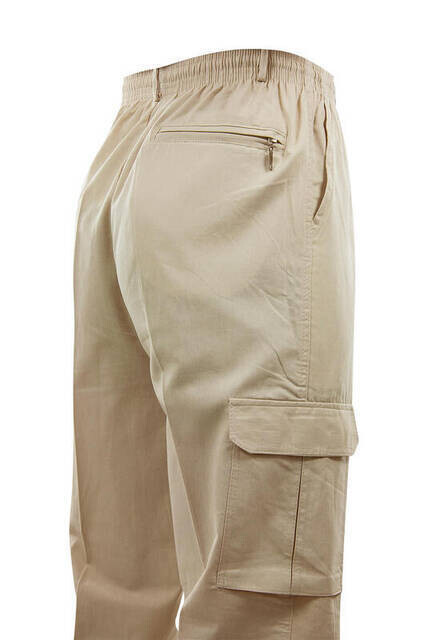Hac Umre Kıyafeti - Şalvar Pantolon - Krem