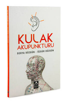 Mercan Kitap - Kulak Akupunkturu