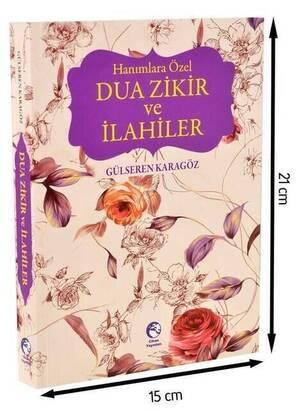 CİHAN YAYINLARI - Hanımlara Özel Dua Zikir Ve İlahiler-1260