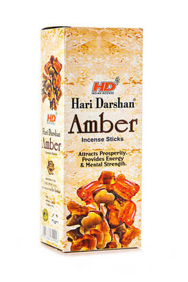 Hari Darshan - Hari Darshan Tütsü - Amber Kokusu