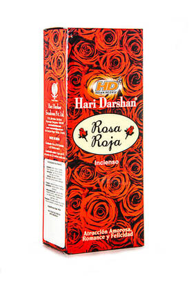 Hari Darshan Tütsü - Gül Rose