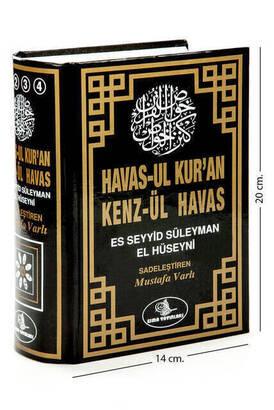 ESMA YAYINEVİ - Havas-ul Kur'an Kenz-ül Havas