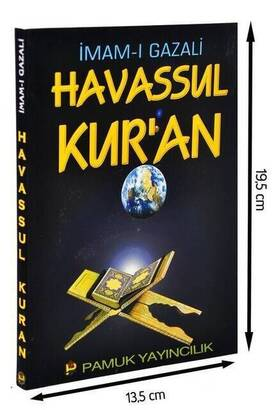 Pamuk Yayınevi - Havassul Kur'an-1270