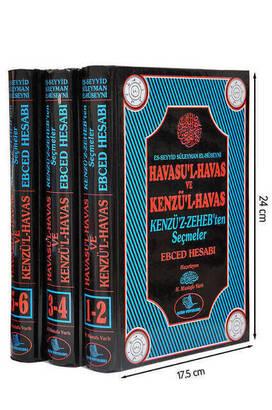 Esma Yayınları - Havasu-l Havas ve Kenzül Havas-1224