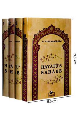 Merve Yayınları - Hayatü's Sahabe 4 Cilt-1687
