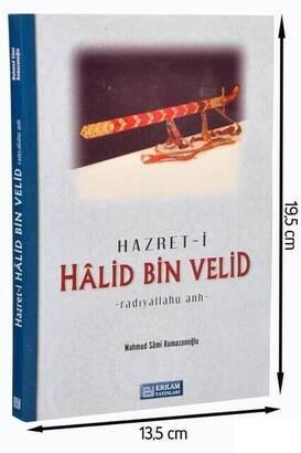 Erkam Yayınları - Hazret-i Halid Bin Velid-1724
