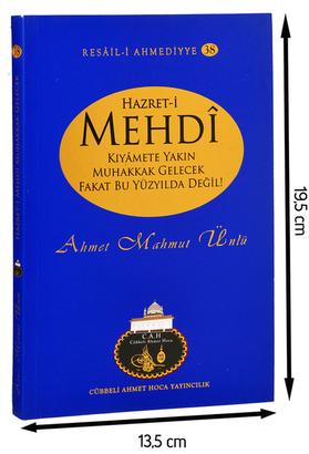 Cübbeli Ahmet Hoca Yayıncılık - Hazret-i Mehdî Muhakkak Gelecek -1189