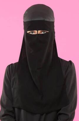 Reis Giyim ve Hac Malzemeleri - Hijab Veil One Piece