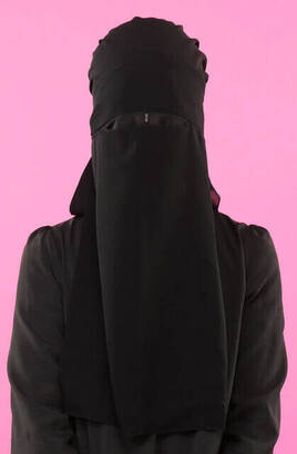 İhvan - Hijab Veil Three Piece
