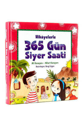 Nesil Yayınevi - Hikayelerle 365 Gün Siyer Saati - Nesil Çocuk