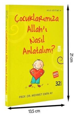 TİMAŞ YAYINEVİ - How to Explain Allah to Our Children - Timaş Publications-1611