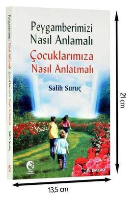 TİMAŞ YAYINEVİ - How to Understand Our Prophet, How to Tell Our Children - Religious Educational Book1608