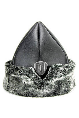 İhvan - Hun Börk Hat - Gray Color