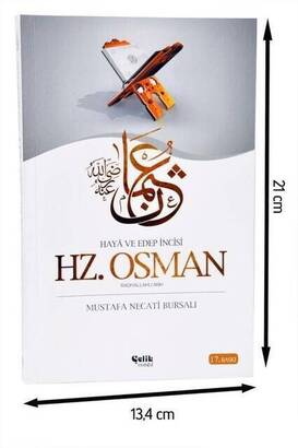 Çelik Yayınevi - Hz. Osman - Mustafa Necati Bursalı - Çelik Yayınevi-1959
