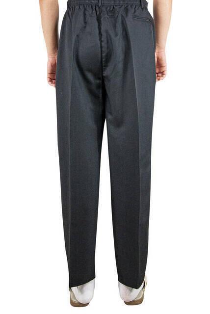 İhvan Kumaş Şalvar Pantolon Mevsimlik - Siyah