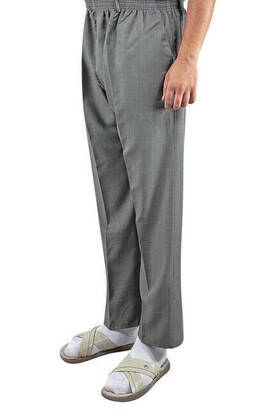 İhvan - İhvan Fabric Baggy Trousers Seasonal - Beige