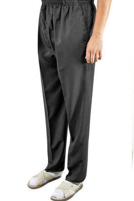 İhvan - İhvan Fabric Baggy Trousers Seasonal - Brown