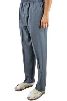 İhvan - İhvan Fabric Baggy Trousers Seasonal - Gray