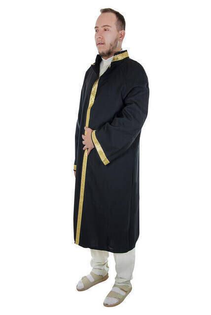 İmam Cübbesi - Namaz Cübbesi - Erkek Namaz Elbisesi 2