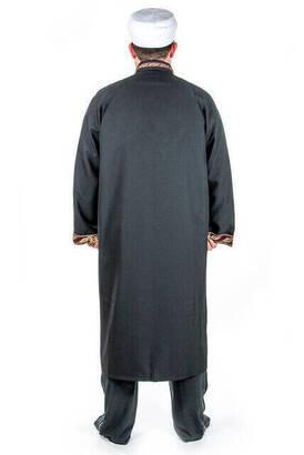 İmam Cübbesi - Namaz Cübbesi - Erkek Namaz Elbisesi 9
