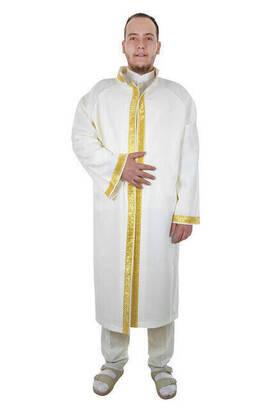 İhvan - İmam Cübbesi - Namaz Cübbesi - Erkek Namaz Elbisesi