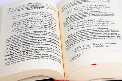 İmam Nevevi Riyaz'üs Salihin Tercümesi-1506