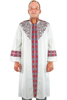 İhvan - Imam Robes - Prayer Robes - Men's Prayer Dress - 15