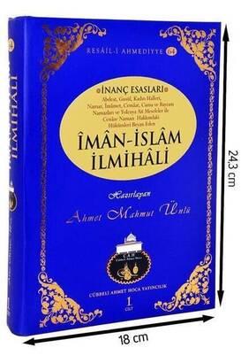 Cübbeli Ahmet Hoca Yayıncılık - İnanç Esasları İman İslam İlmihali-1127