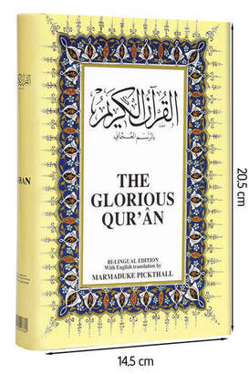Çağrı Yayınları - İngilizce Kur'an-ı Kerim-1284
