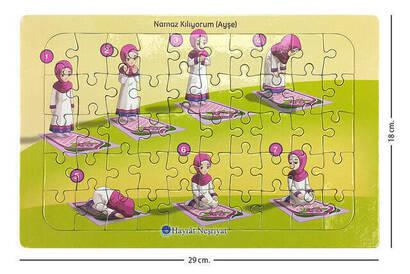 Hayrat Neşriyat - I Pray (Ayse) Jigsaw Puzzle-1126